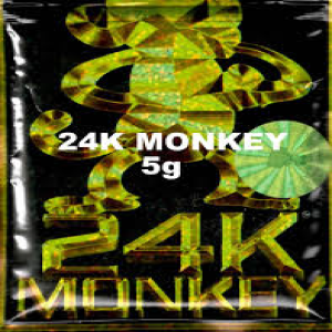 24K MONKEY HERBAL INCENSE