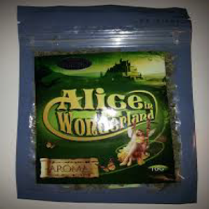 ALICE IN WONDERLAND HERBAL INCENSE