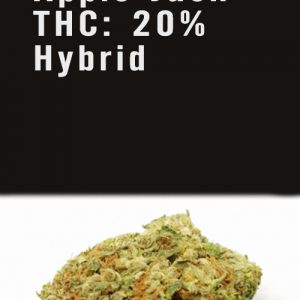 Apple Jack THC 20% Hybrid Marijuana