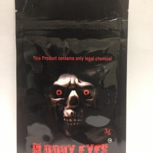 BLOODY EYES HERBAL INCENSE 3G