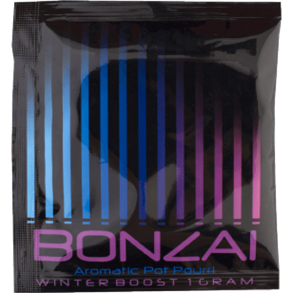BONZAI WINTER BOOST HERBAL INCENSE