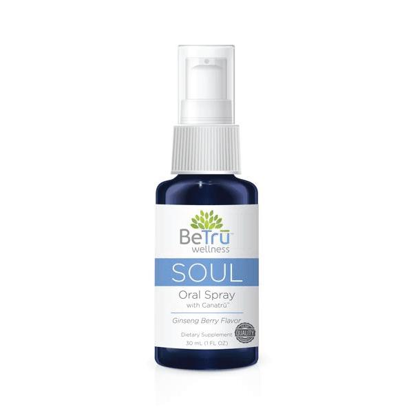 Be Tru Organics Hemp Soul Spray