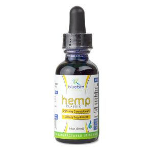Bluebird Botanicals: Full Spectrum Hemp Oil Online