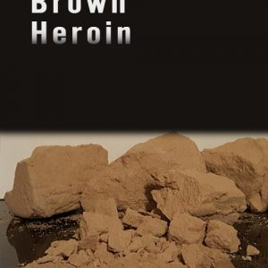 Brown Heroin 60% pure(1gram)
