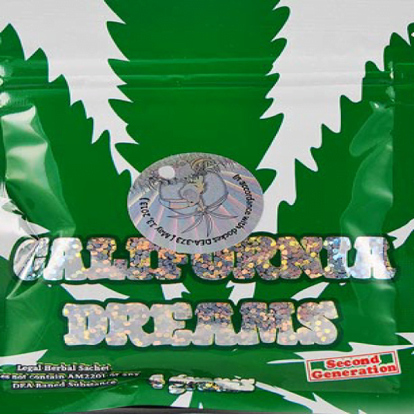 CALIFORNIA DREAMS HERBAL INCENSE