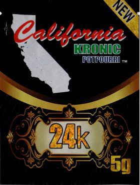 CALIFORNIA KRONIC online