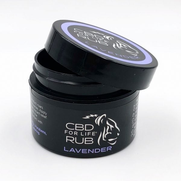 CBD For Life Lavender Rub Online