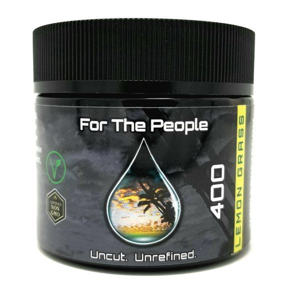 For The People Unrefined Lemon Grass Salve