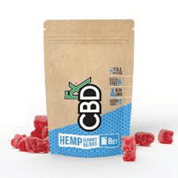 CBDfx CBD Gummy Bears