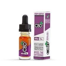 CBDfx CBD Unflavored Liquid 500mg