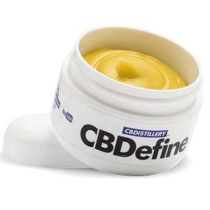 CBDistillery CBDefine Skin Cream 500 mg