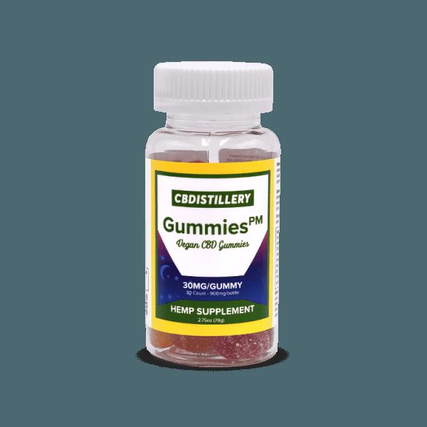 CBDistillery Sleep Aid CBD Gummies 30mg CBD 30ct