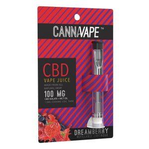 CV Dreamberry CBD Pod 100 mg