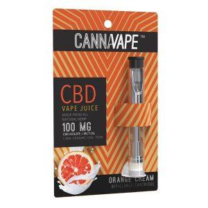 CV Orange Cream CDB Pod 100 mg