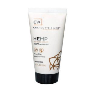 CW Hemp CBD Infused Cream Online