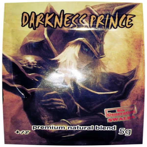 DARKNESS PRINCE HERBAL INCENSE