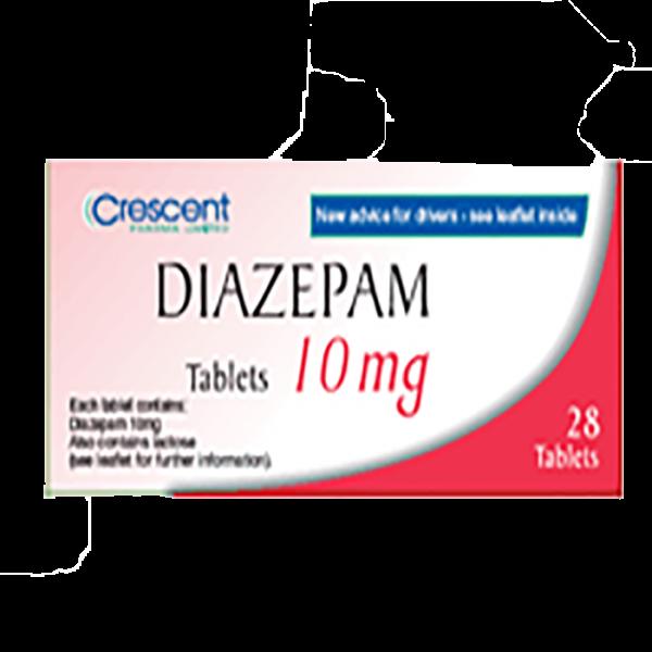 Diazepam 10mg(28 tabs)