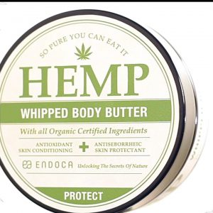 Endoca Hemp Whipped Body Butter 1500 mg CBD