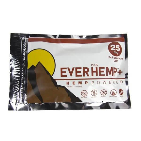 EverHemp CBD Meal Nutrition Bar (25mg CBD)