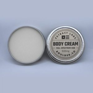 Extract Labs CBD Body Cream 500mg Online