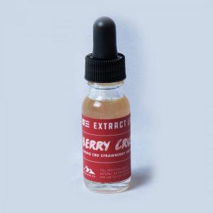 Extract Labs CBD Liquid Berry Crush 1000mg