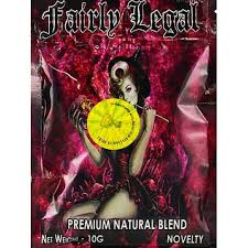 FAIRLY LEGAL PINK HERBAL INCENSE