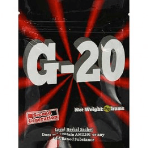 G-20 Herbal Incense