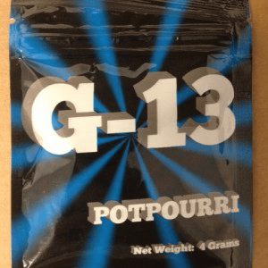 G13 HERBAL INCENSE ONLINE
