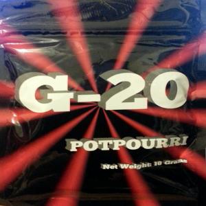 G20 HERBAL INCENSE online
