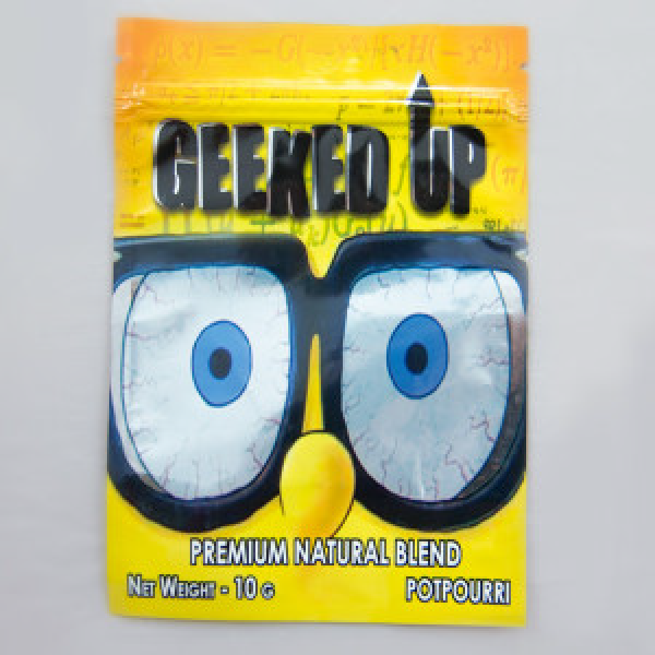 GEEKED UP HERBAL INCENSE, geeked up k2,geeked up herbal incense,geeked up incense review