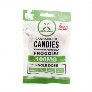 Green Roads CBD Froggies 100mg