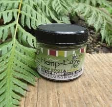Hemp-EaZe Hemp Root and Honey Deep Healing Body Butter