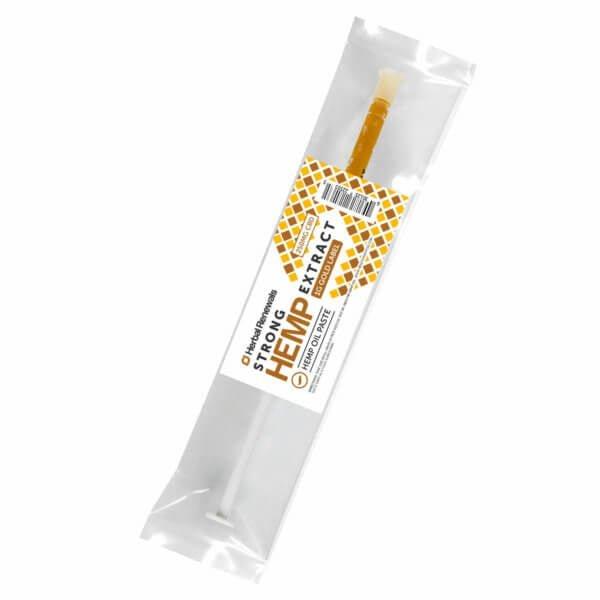 Herbal Renewals: Gold CBD Oil (240mg, 720mg, 2400mg CBD)