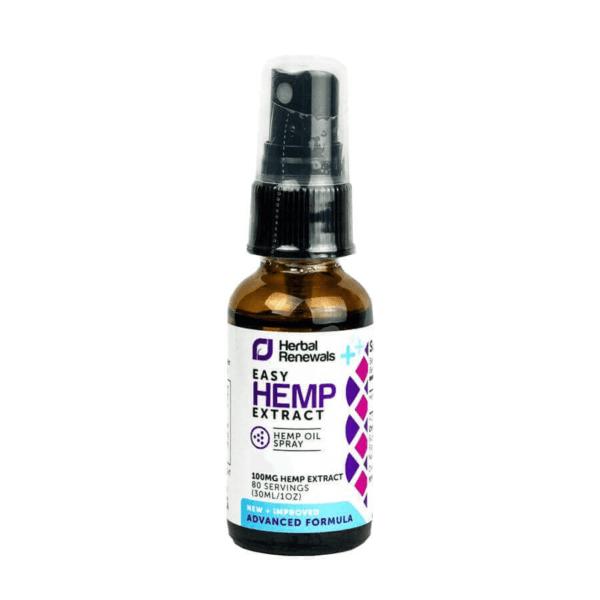Herbal renewals CBD spray