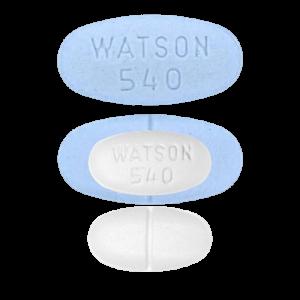 Hydrocodone Watson 540(60 pills) online
