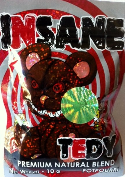 INSANE TEDDY POTPOURRI