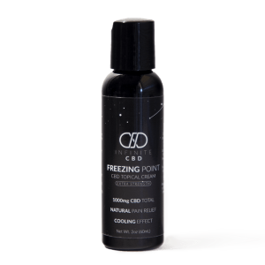 Infinite CBD Freezing Point Cream 1000mg Online
