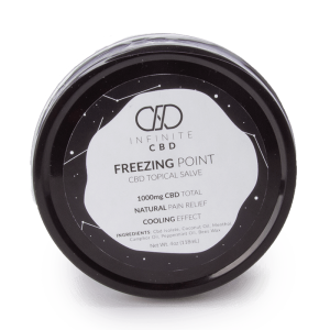 Infinite CBD Freezing Point Salve