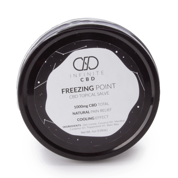 Infinite CBD Freezing Point Salve