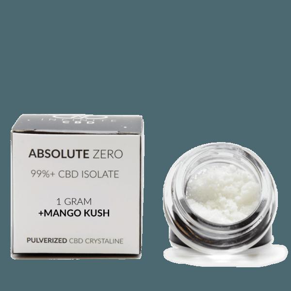 Infinite CBD Isolate Crystaline Online
