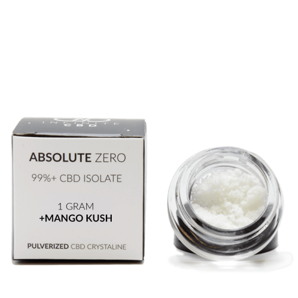 Infinite CBD Isolate Harlequin Terpenes