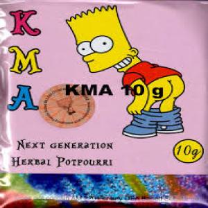 KMA HERBAL INCENSE SPICE