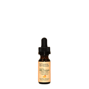 Lazarus Naturals CBD Isolate Tincture Tropical Flavor