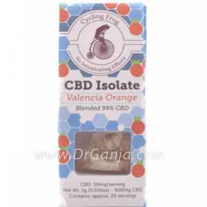 Lazarus Naturals CBD Isolate Valencia Orange Terpene