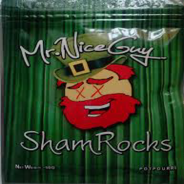 MR NICE GUY INCENSE SHAMROCKS