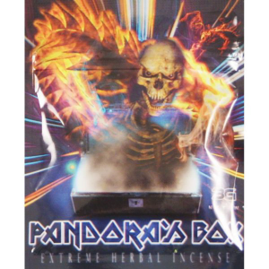 PANDORAS BOX HERBAL INCENSE