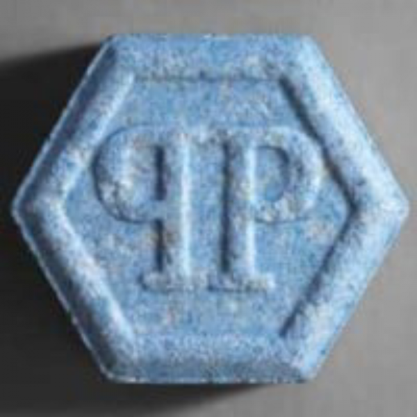 Philipp Plein Blue- 524 Mg MDMA