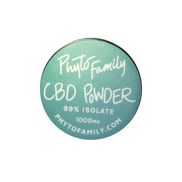 Phyto Family CBD Isolate Powder 1 Gram Online