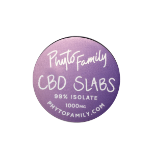 Buy Phyto Family CBD Isolate Slab 1 Gram