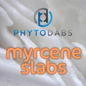 Phyto Family Myrcene CBD Isolate Slab